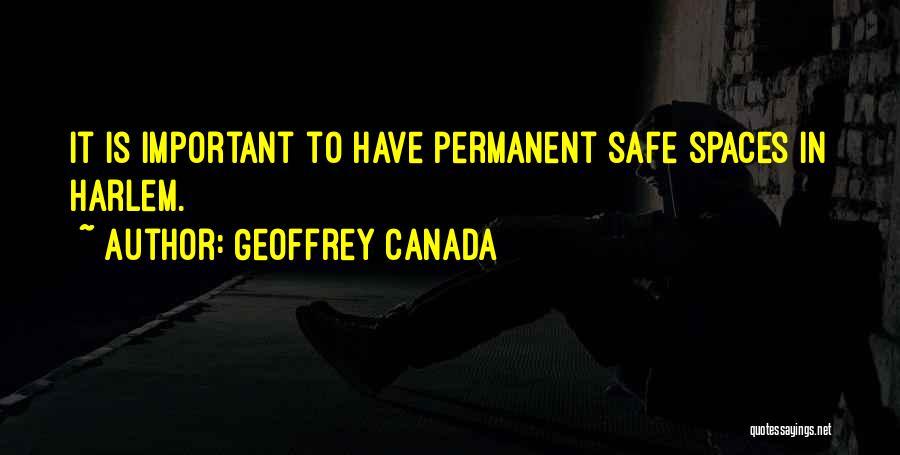 Geoffrey Canada Quotes 2215080