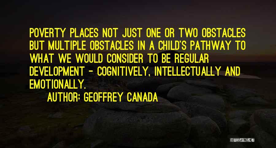 Geoffrey Canada Quotes 245208