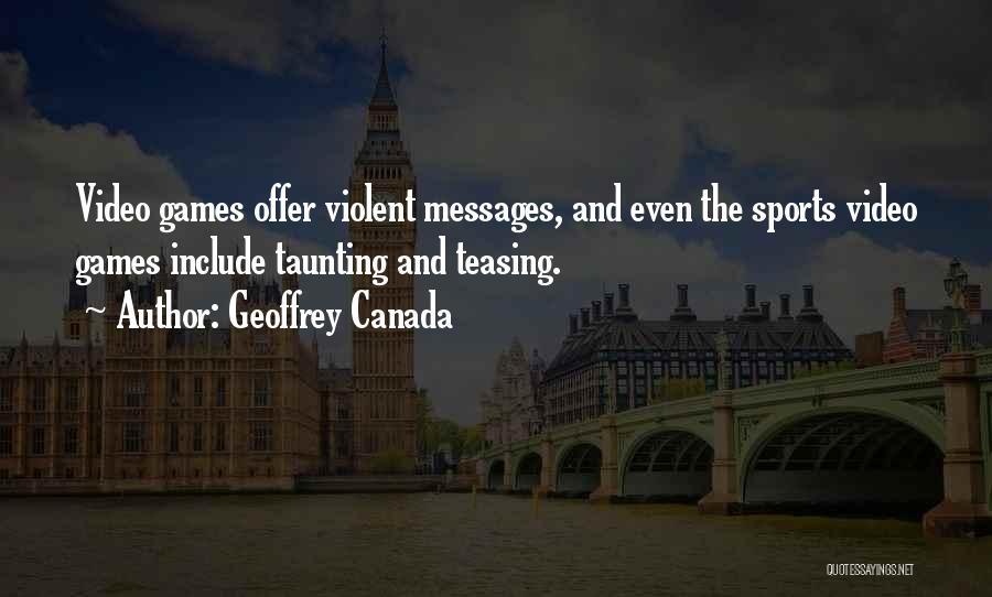 Geoffrey Canada Quotes 332553