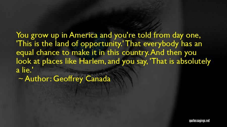 Geoffrey Canada Quotes 369830