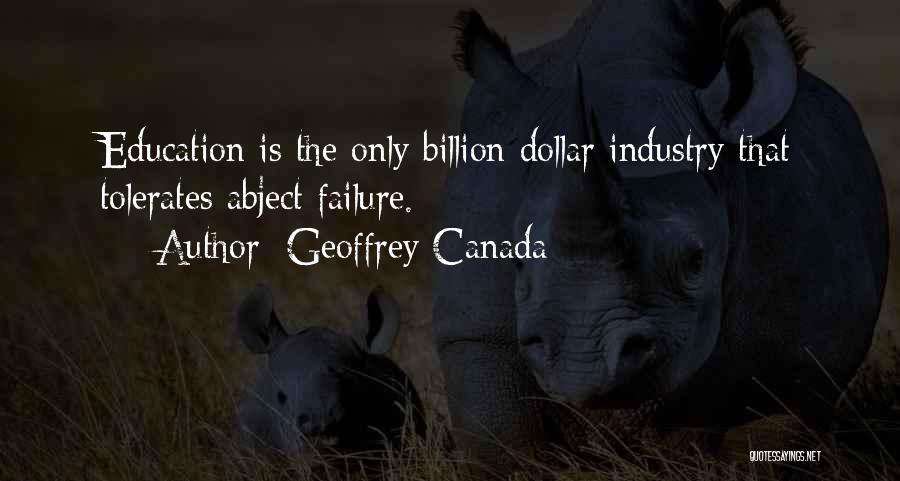 Geoffrey Canada Quotes 413247