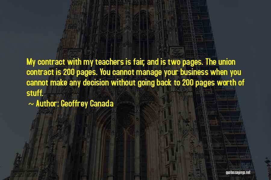 Geoffrey Canada Quotes 530688