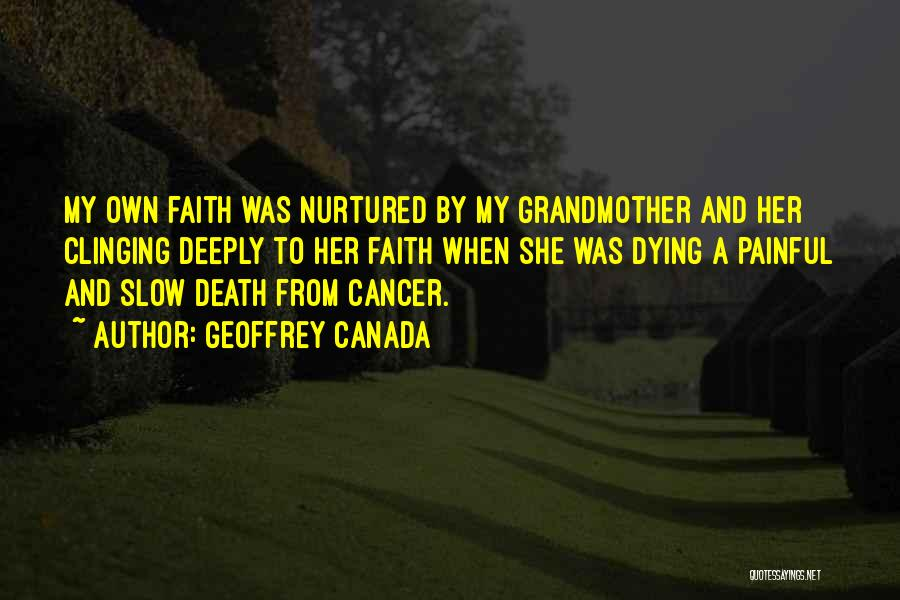 Geoffrey Canada Quotes 551750