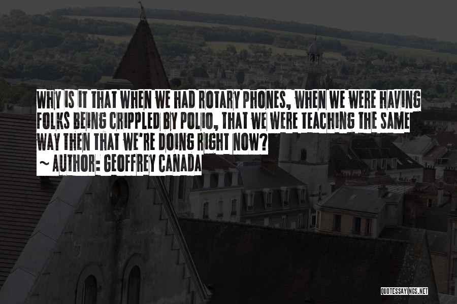 Geoffrey Canada Quotes 937483