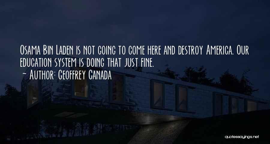 Geoffrey Canada Quotes 986765