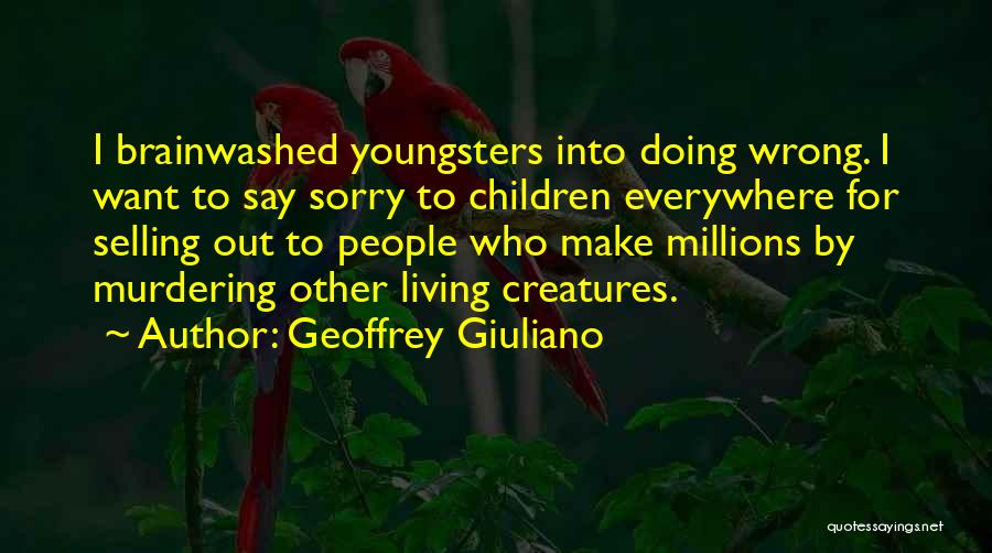 Geoffrey Giuliano Quotes 724765