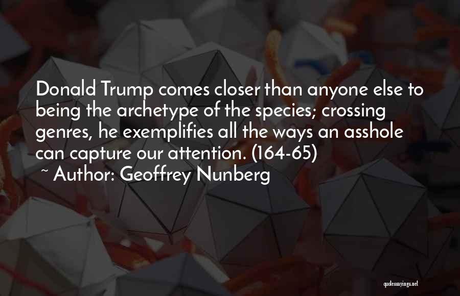 Geoffrey Nunberg Quotes 1465226
