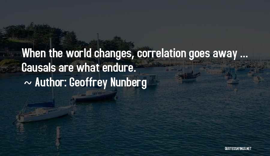 Geoffrey Nunberg Quotes 1592164