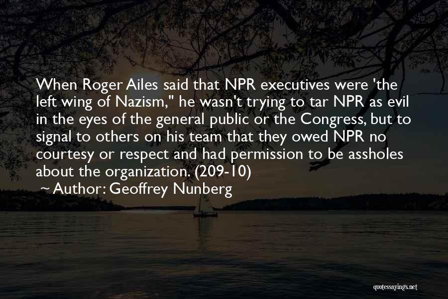 Geoffrey Nunberg Quotes 2268836
