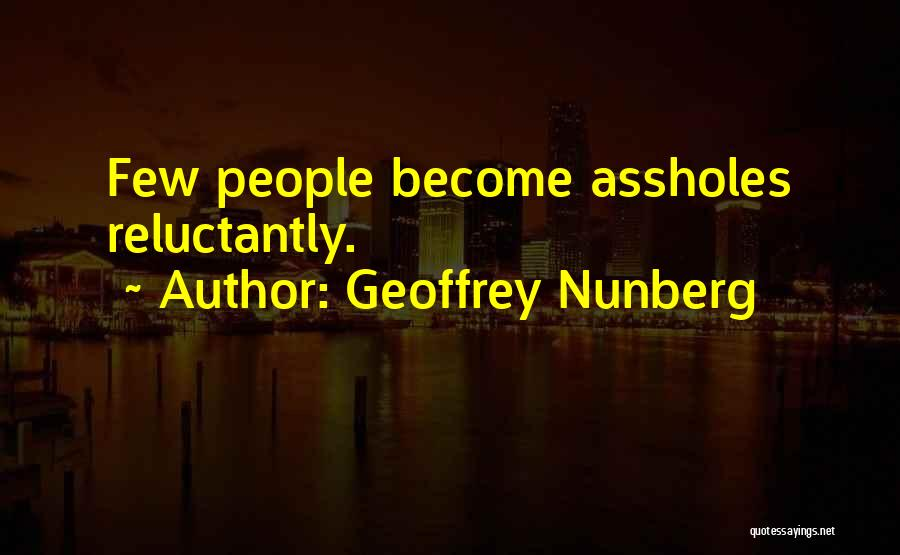 Geoffrey Nunberg Quotes 258223