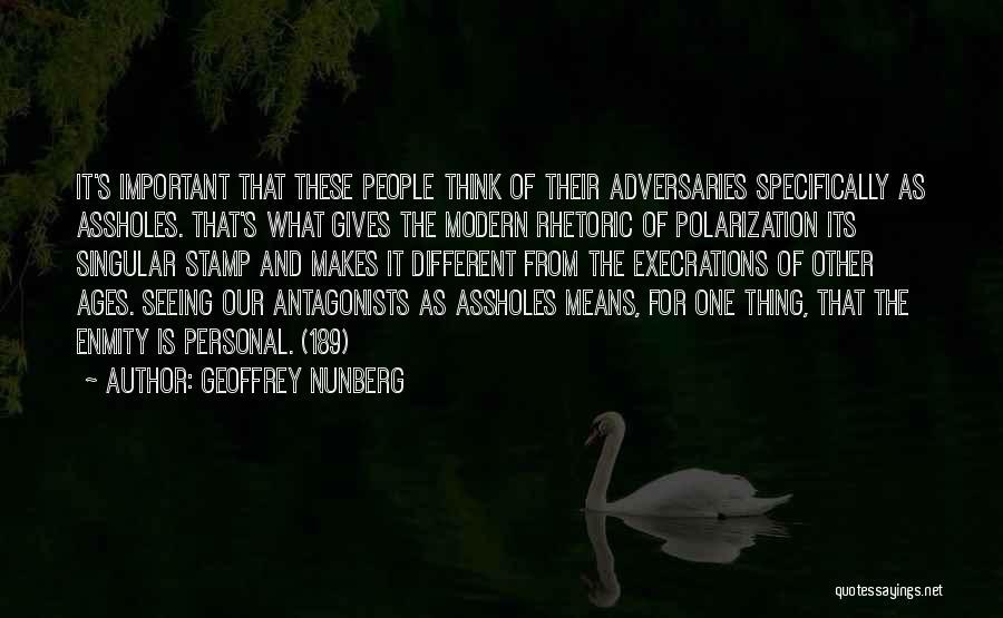 Geoffrey Nunberg Quotes 620078