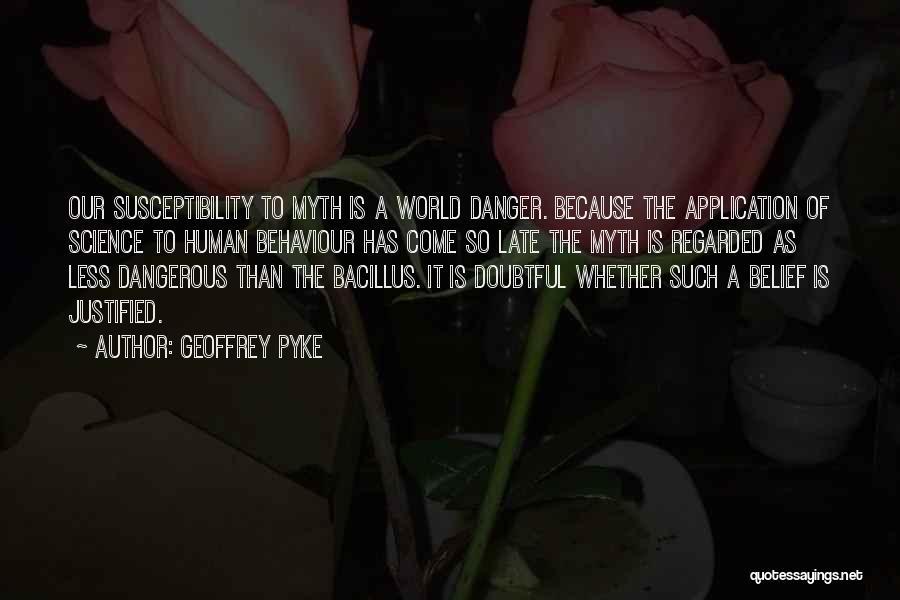 Geoffrey Pyke Quotes 2192141