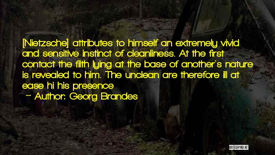 Georg Brandes Quotes 1236797