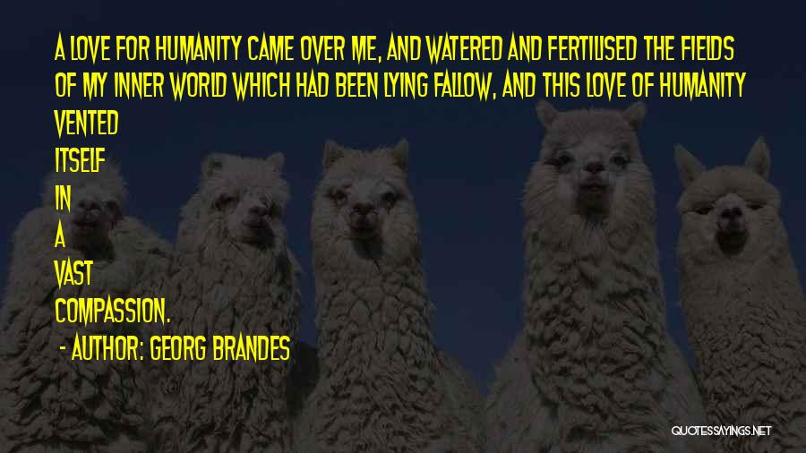 Georg Brandes Quotes 1265097