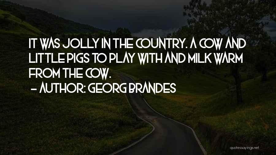 Georg Brandes Quotes 1404550