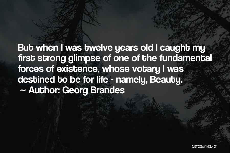 Georg Brandes Quotes 1617134