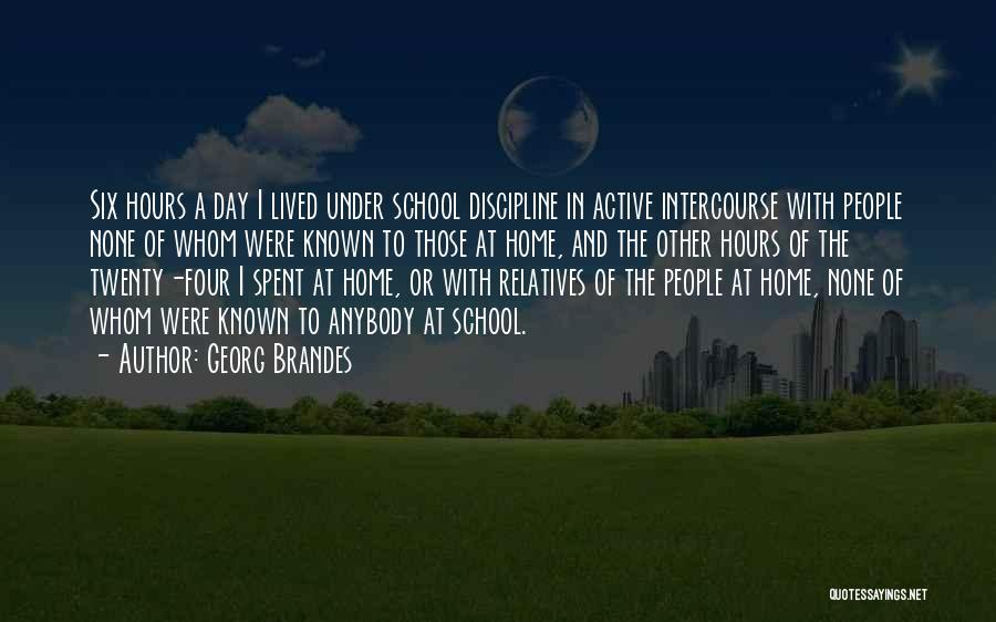 Georg Brandes Quotes 1694866