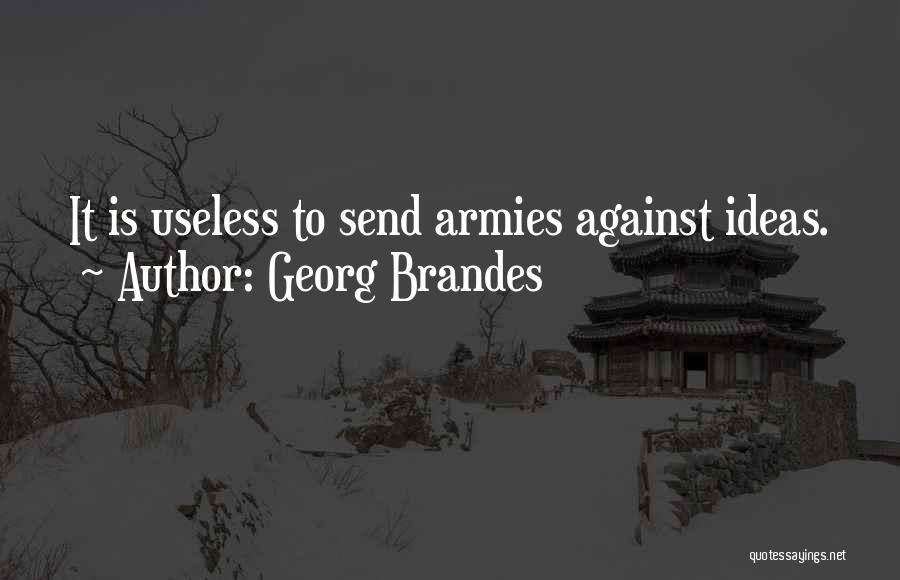Georg Brandes Quotes 1838374