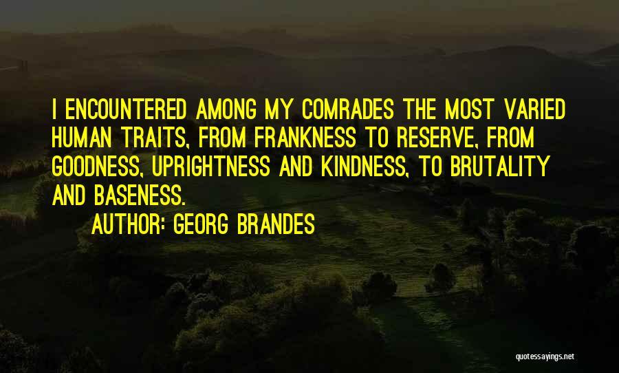 Georg Brandes Quotes 1866443