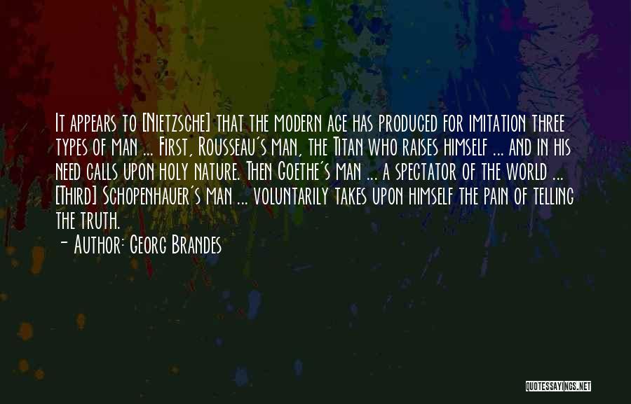 Georg Brandes Quotes 2241750