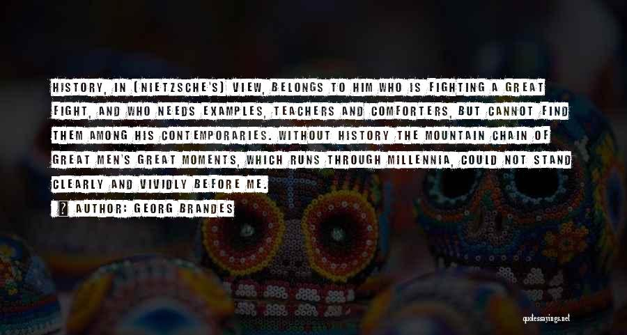 Georg Brandes Quotes 267668