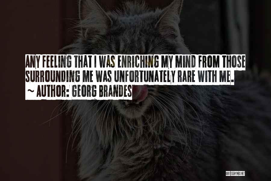 Georg Brandes Quotes 390856