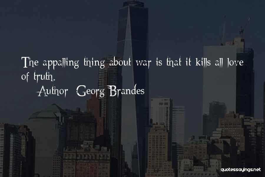 Georg Brandes Quotes 442938