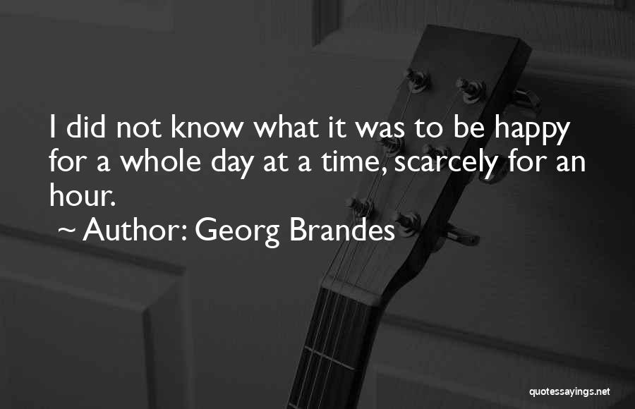 Georg Brandes Quotes 511114