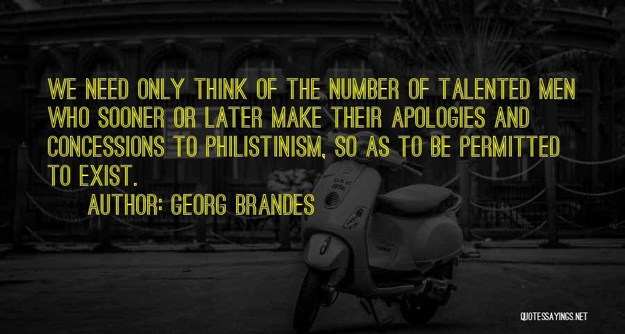 Georg Brandes Quotes 534363