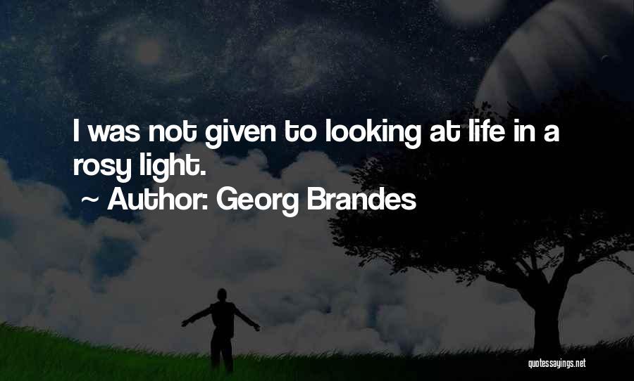 Georg Brandes Quotes 758560