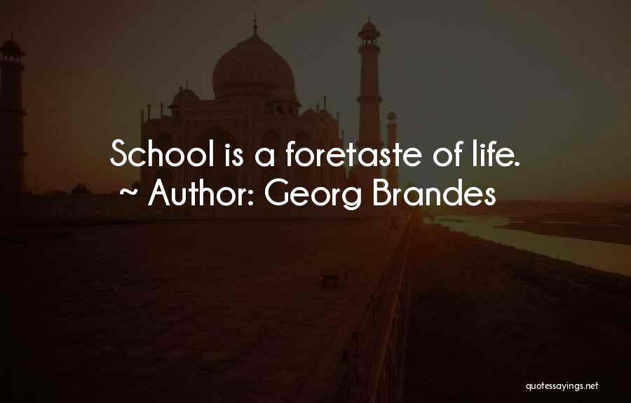 Georg Brandes Quotes 903566