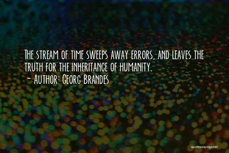 Georg Brandes Quotes 90620