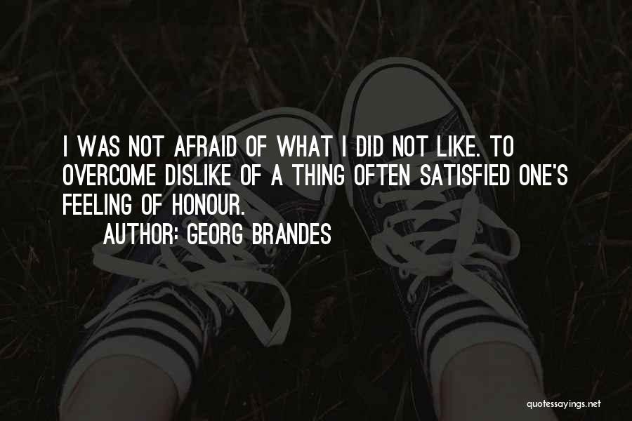Georg Brandes Quotes 915532
