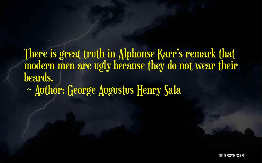 George Augustus Henry Sala Quotes 1238799