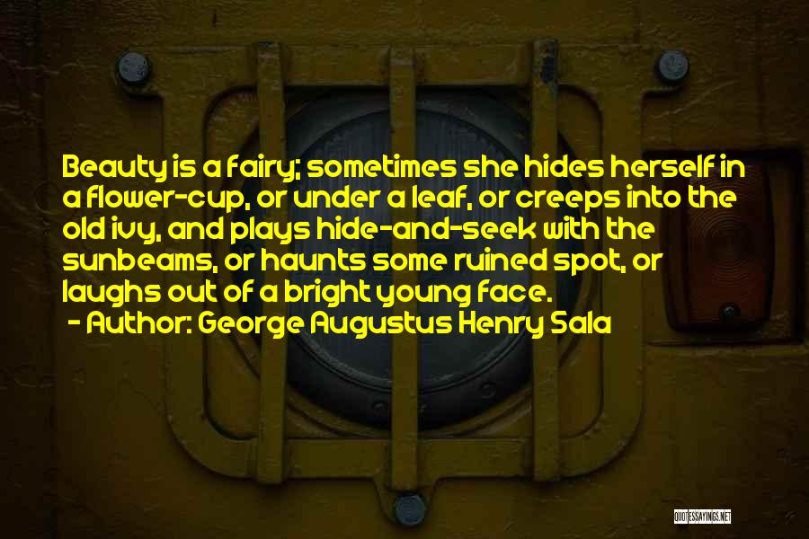 George Augustus Henry Sala Quotes 1627915