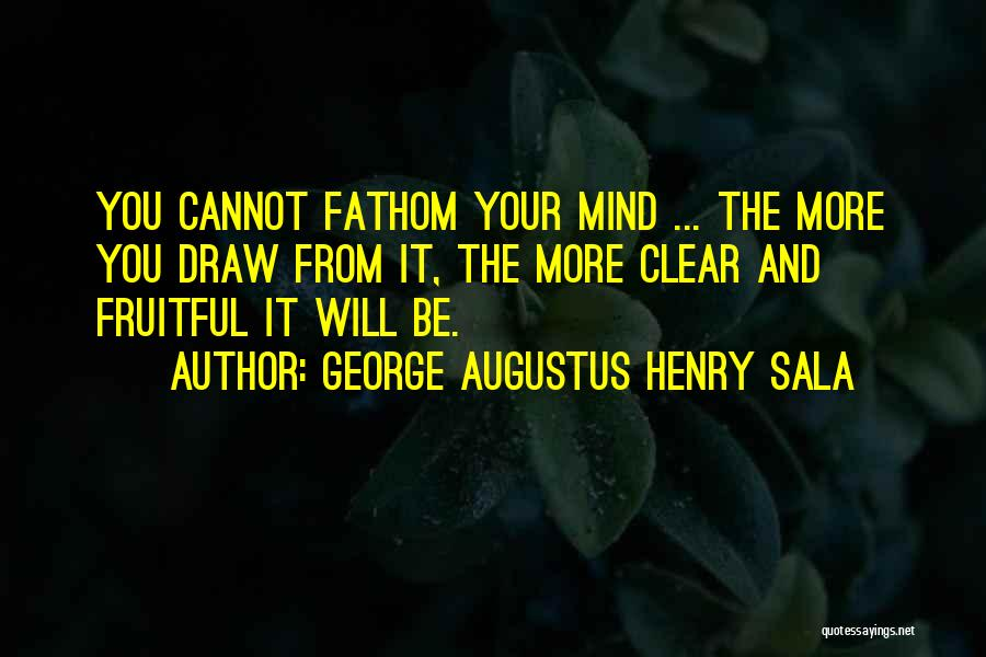 George Augustus Henry Sala Quotes 1748475