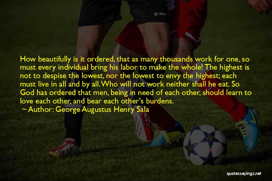 George Augustus Henry Sala Quotes 1841725