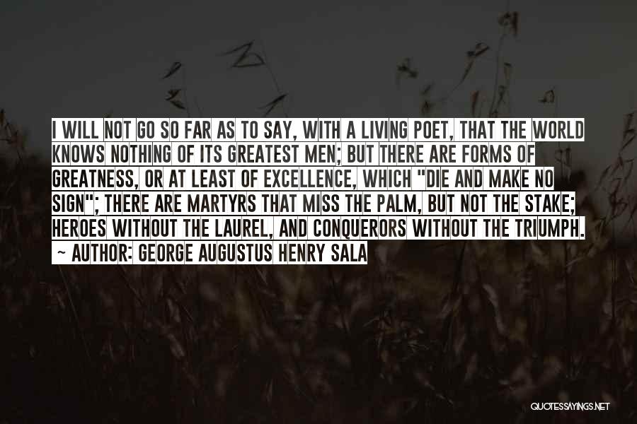 George Augustus Henry Sala Quotes 1850918