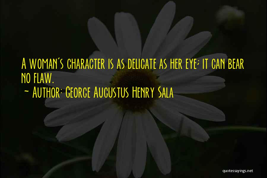 George Augustus Henry Sala Quotes 2168443