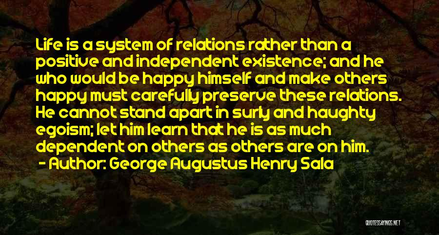 George Augustus Henry Sala Quotes 265111