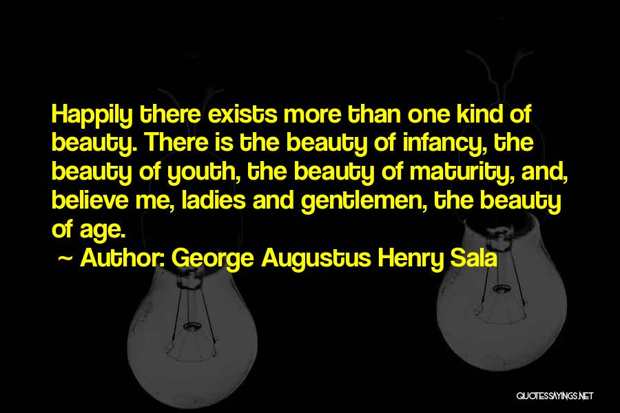 George Augustus Henry Sala Quotes 407821