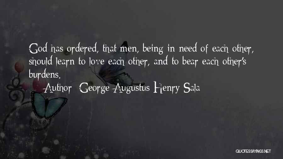 George Augustus Henry Sala Quotes 615032