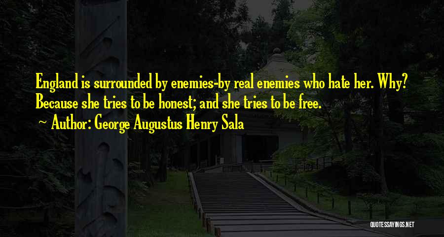 George Augustus Henry Sala Quotes 963999