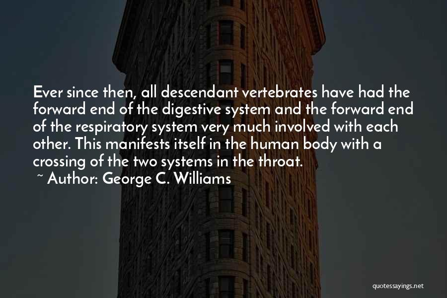 George C. Williams Quotes 1978651