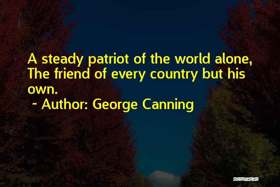 George Canning Quotes 1685381