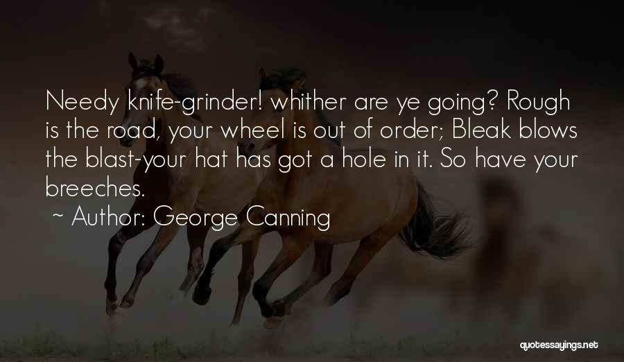 George Canning Quotes 384212