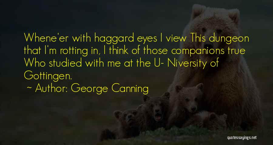 George Canning Quotes 849277