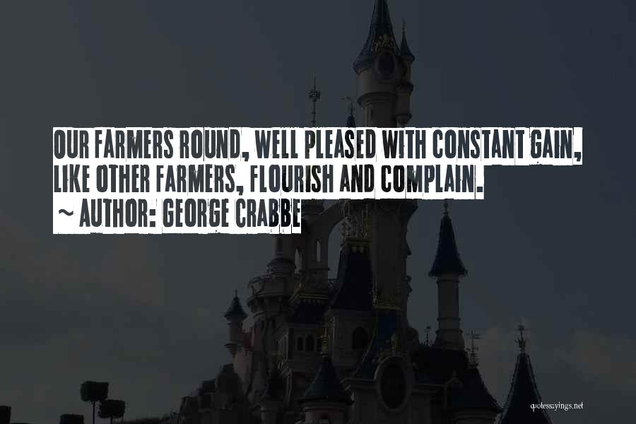 George Crabbe Quotes 1120264
