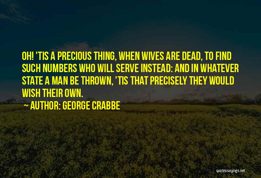 George Crabbe Quotes 1251853