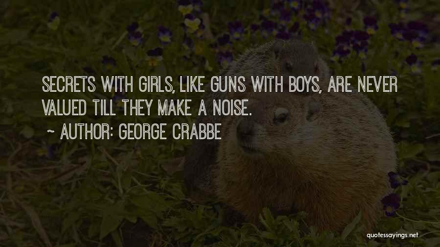 George Crabbe Quotes 1260858